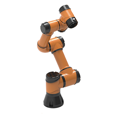 Maži pramoniniai robotai (COBOT)