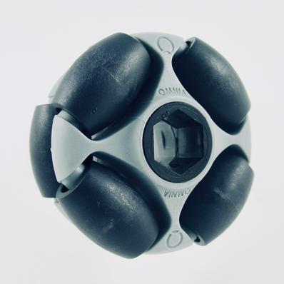 R2 Omnia 50 mm (du ratukai)